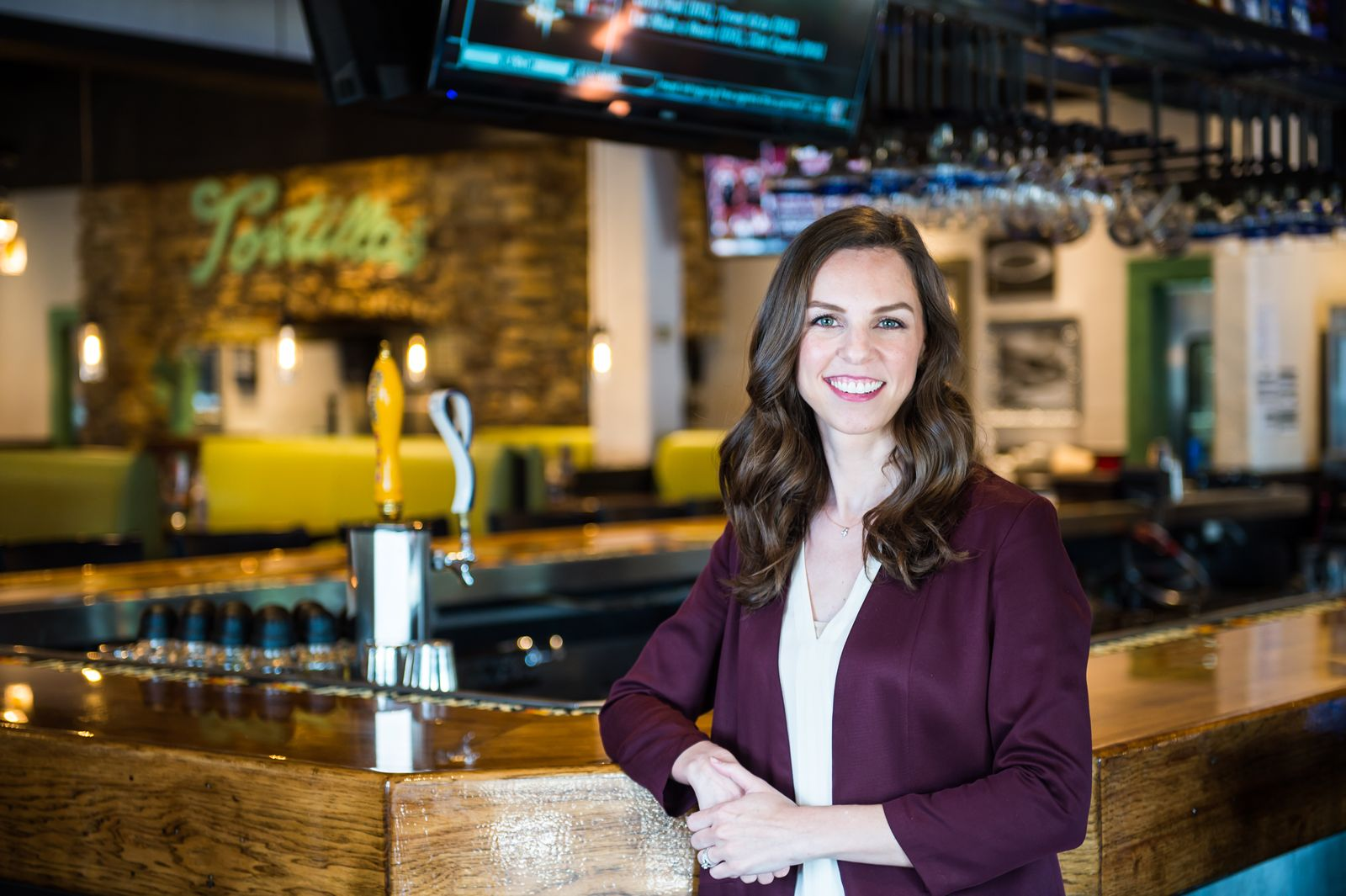 On The Border Mexican Grill & Cantina Promotes Rebecca Miller to Senior VP of Marketing