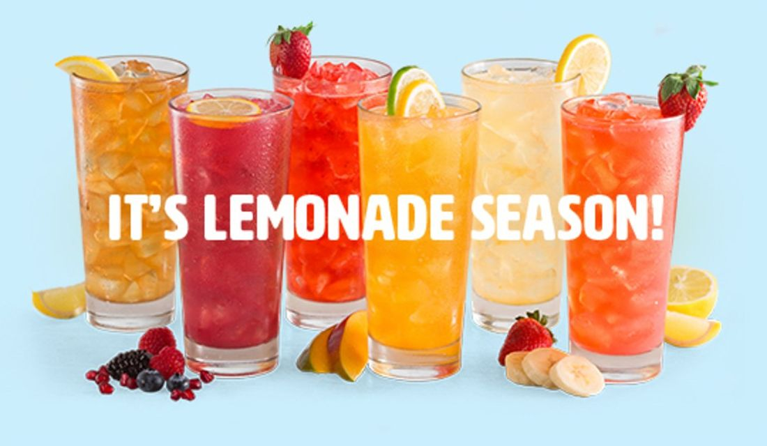 Shoney's Launches Summer Road Trip Menu Featuring Regional Favorites and Creates Six Delicious Lemonades