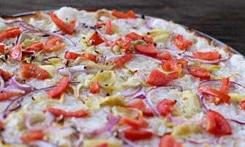 Straw Hat Pizza Offers Vegan Options