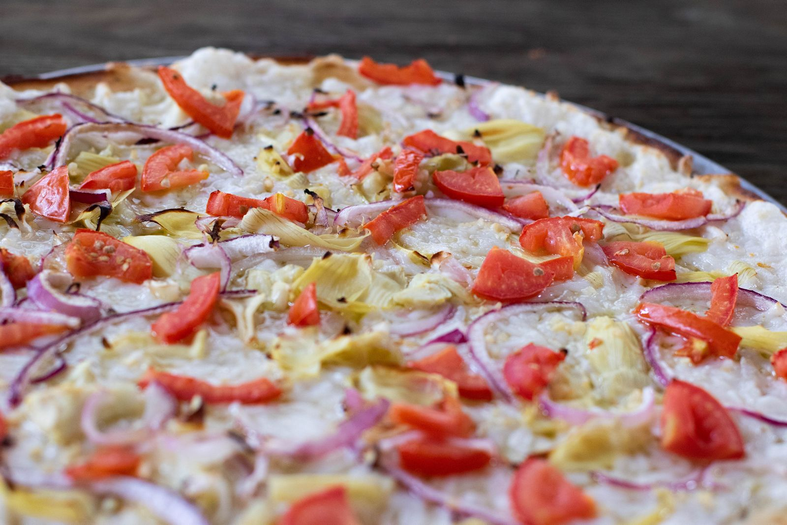 Straw Hat Pizza Offers Vegan Options