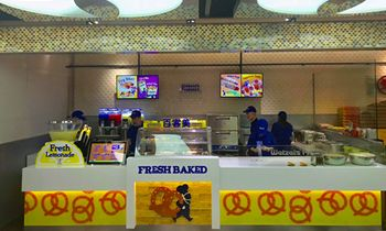 Wetzel's Pretzels Opens First Location in China
