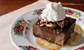 Whiskey Cake Makes Highly Anticipated Irving Debut