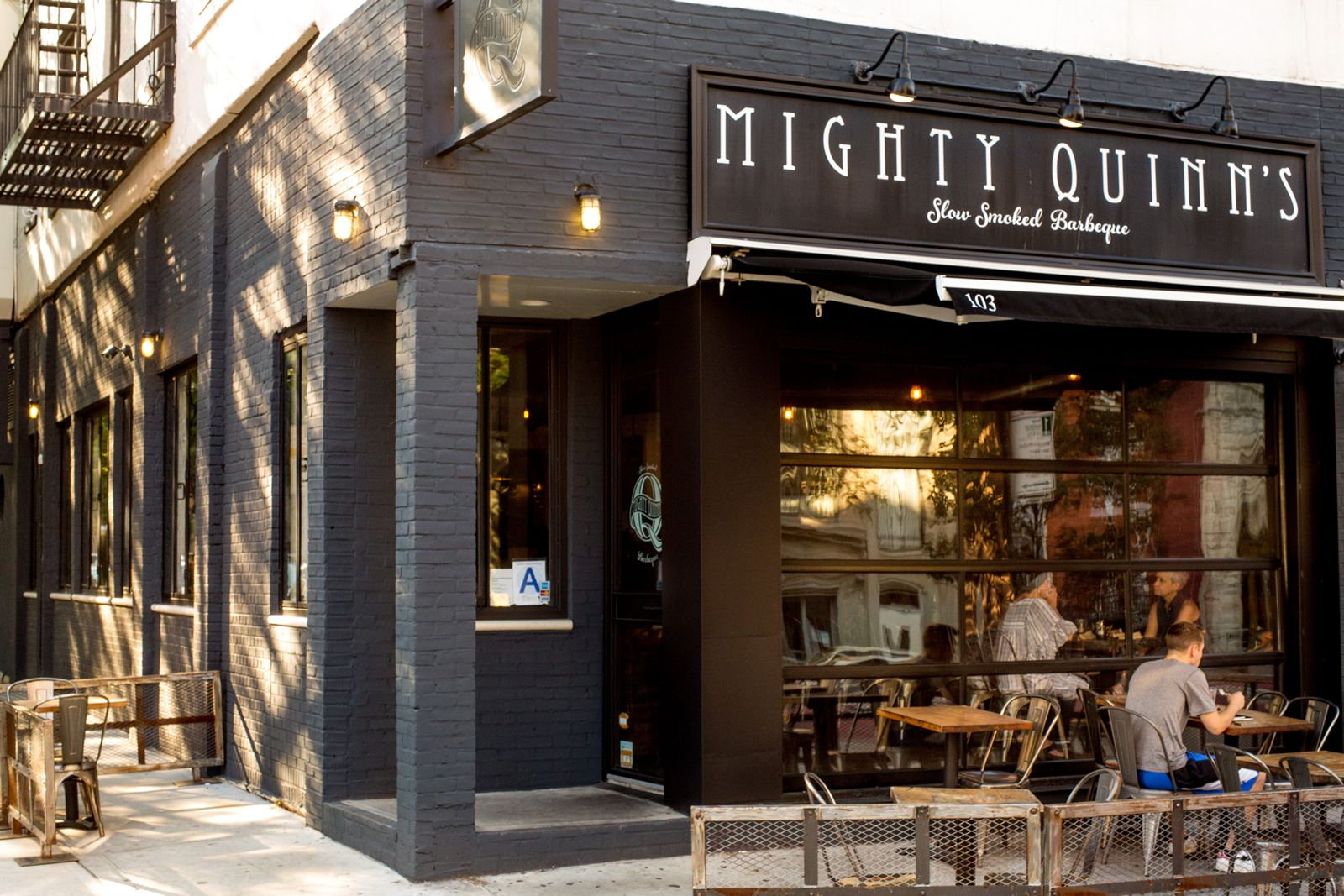 After Defining Urban BBQ in New York City; Mighty Quinn's Barbeque Launches Franchise Opportunity to Bring one of New York City's Top Restaurants to Cities Across the U.S. Through Aggressive Expansion