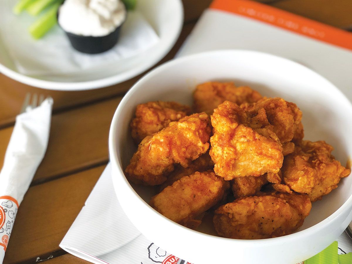 Buffalo Wings & Rings Launches Month-Long Wing Celebration on National Chicken Wing Day