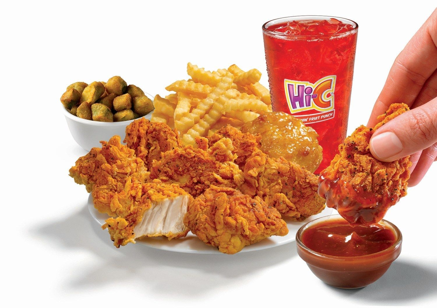 Chicken MegaBites Return to Church's Chicken with New Smoky BBQ Flavor