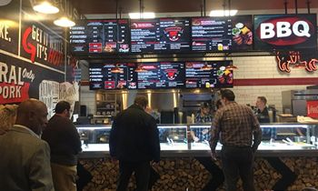 Case Study: Cousin's Bar-B-Q Using Digital Menu Technology Solutions to Wow Customers and Increase Sales