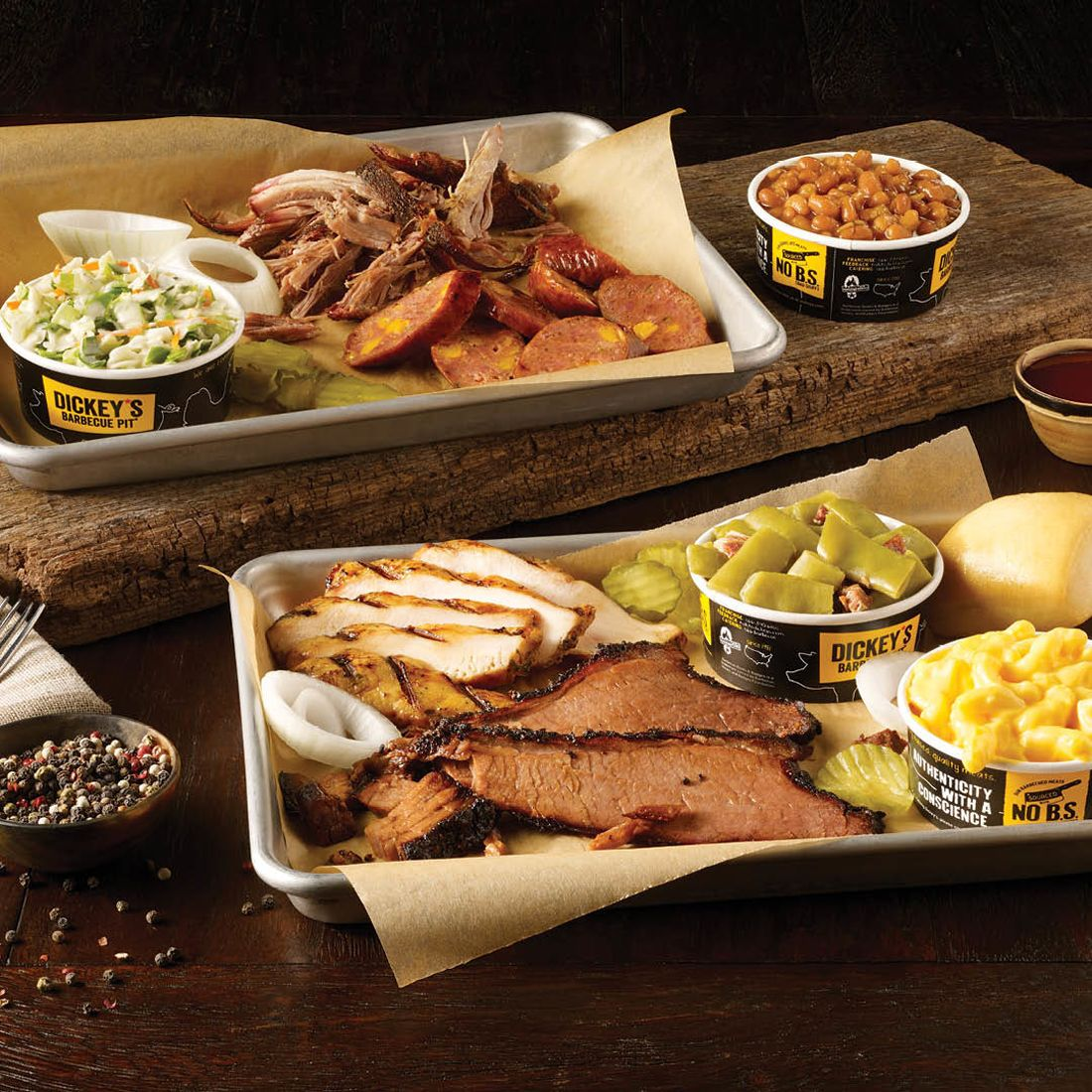 Dickey's Barbecue Pit is Seeing Double this July