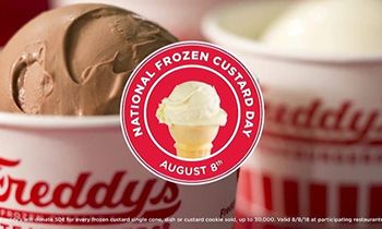 Freddy's Announces Third Annual Kids In Need Partnership for National Frozen Custard Day