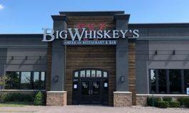 Grand Opening Set for Big Whiskey's American Restaurant & Bar