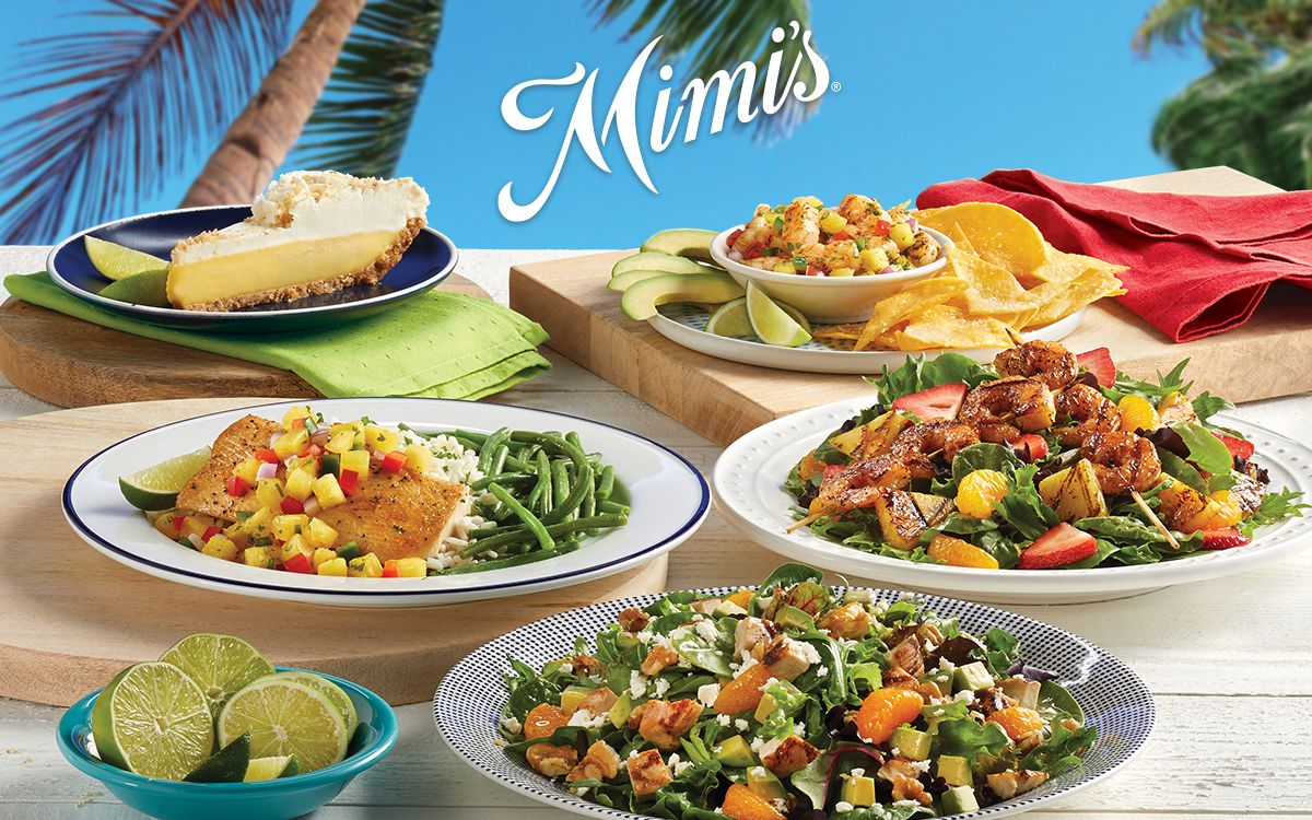 Mimi's 'Fresh Summer Catch' Menu Offers A Taste Of The Tropics