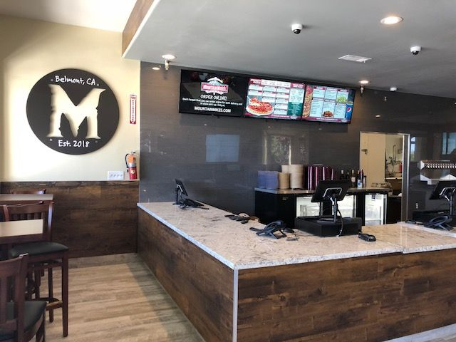 Mountain Mike's Pizza Reopens Renovated Belmont Location