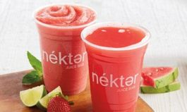 Nékter Juice Bar Advances Farm-to-Cup Initiative with Farm-Fresh, Locally Sourced Watermelon for Seasonal Specials This Summer