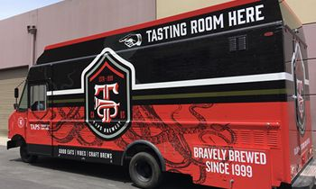 TAPS Ventures into New Turf with Opening in Tustin of a Full-Scale Production Brewery and Tasting Room