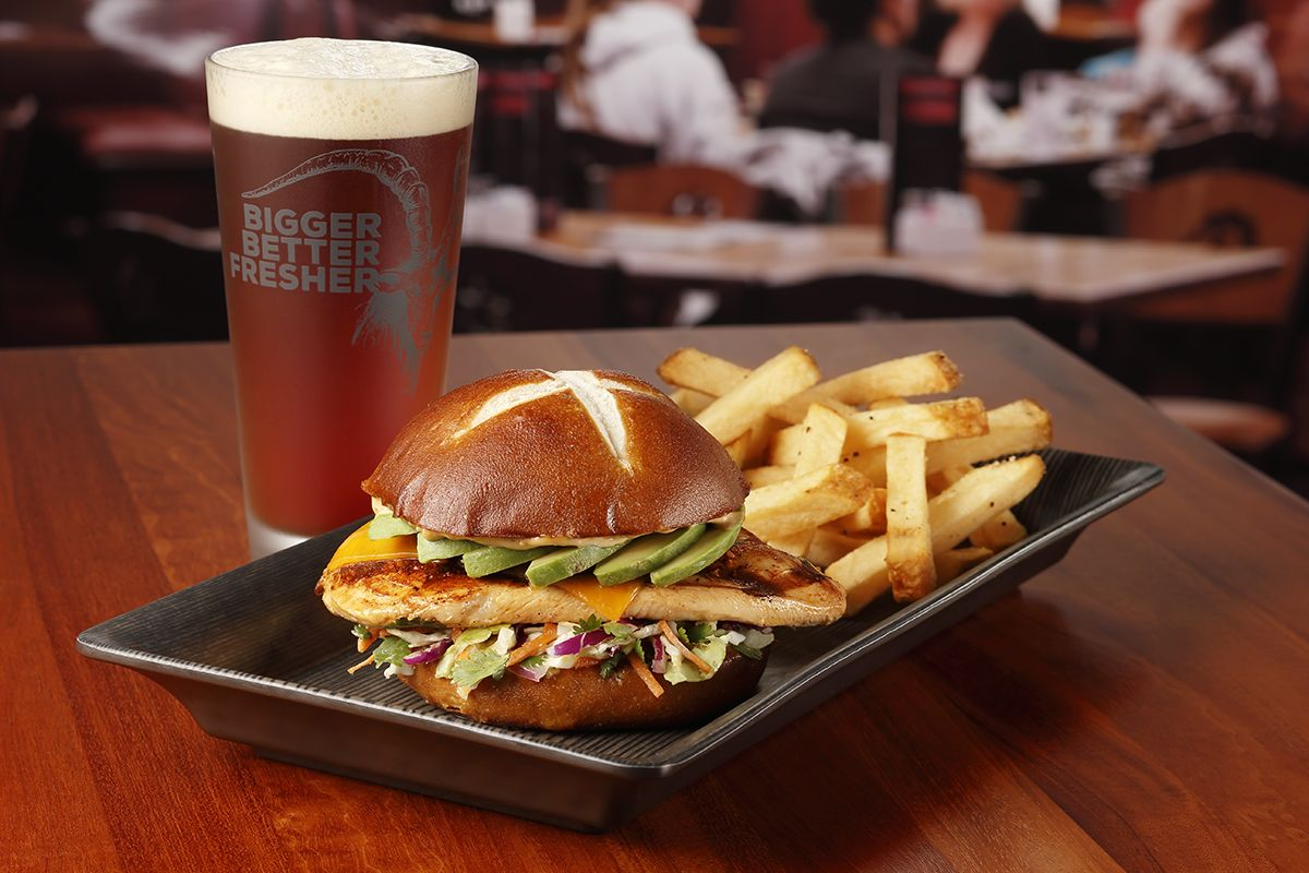 Summer Grubbin' Now Happening at The RAM and C.B. & Potts Restaurants & Breweries