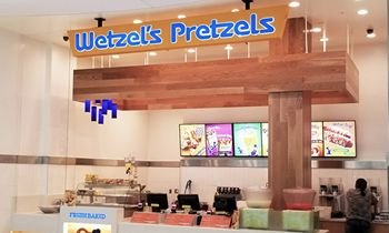 Wetzel's Pretzels Continues Domestic Expansion with Seattle-Area Development Focus