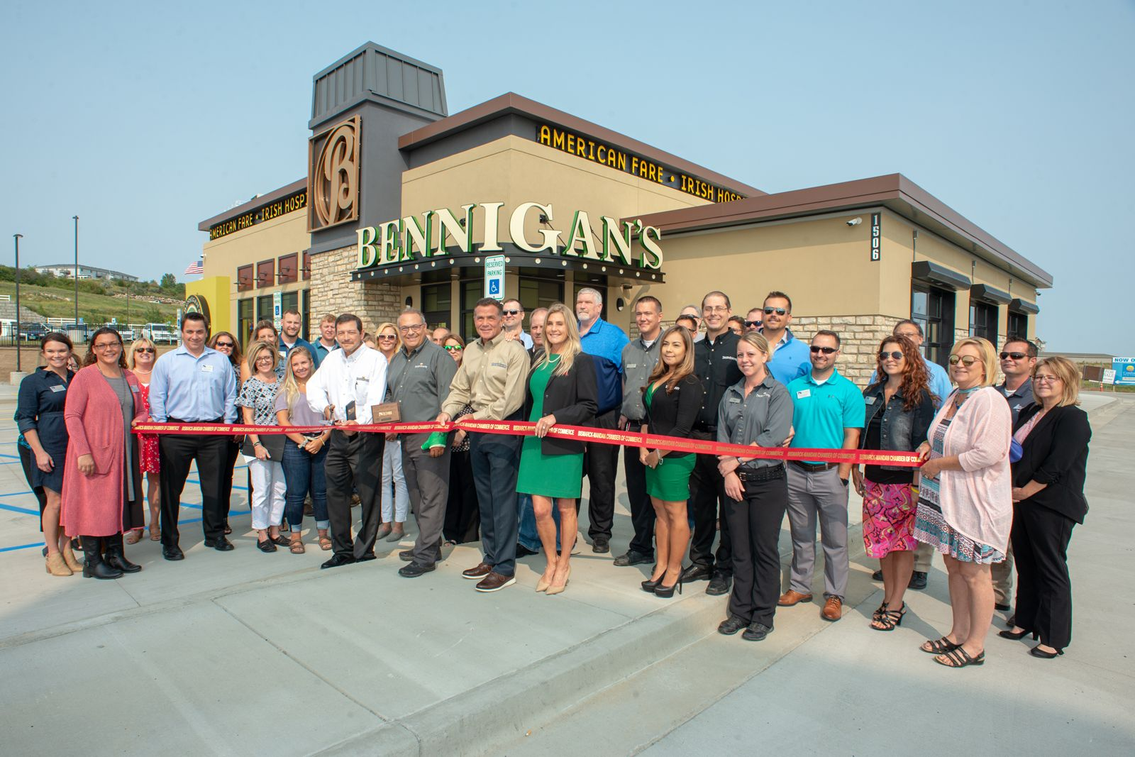 Bennigan's Continues Growth in Small-Town America with New North Dakota Restaurant