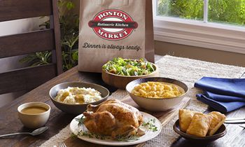 Boston Market Launches Nationwide Delivery