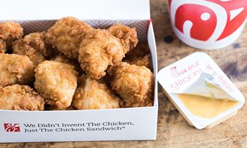 Chick-fil-A Mobile App Customers Get Free Chicken Nuggets Throughout September