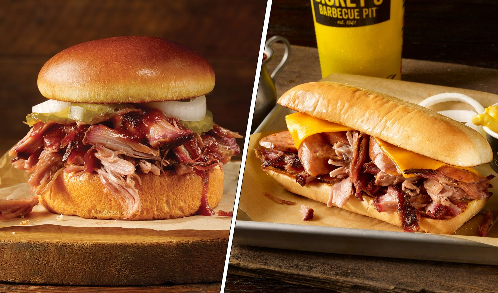 Dickey's Barbecue Pit Offers $3 Classic Pulled Pork Sandwiches and $6 Westerners