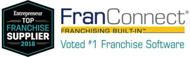FranConnect Voted No. 1 Solution Provider on Entrepreneur's Top Franchise Suppliers List