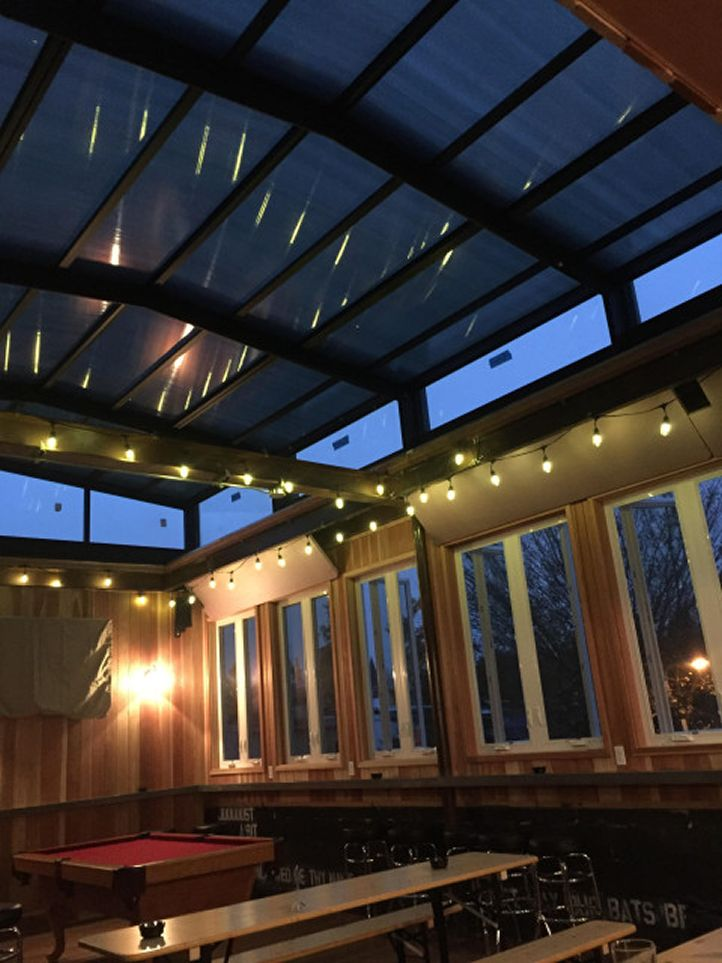 5 Washington, D.C. Restaurants and Bars with Retractable Roofs