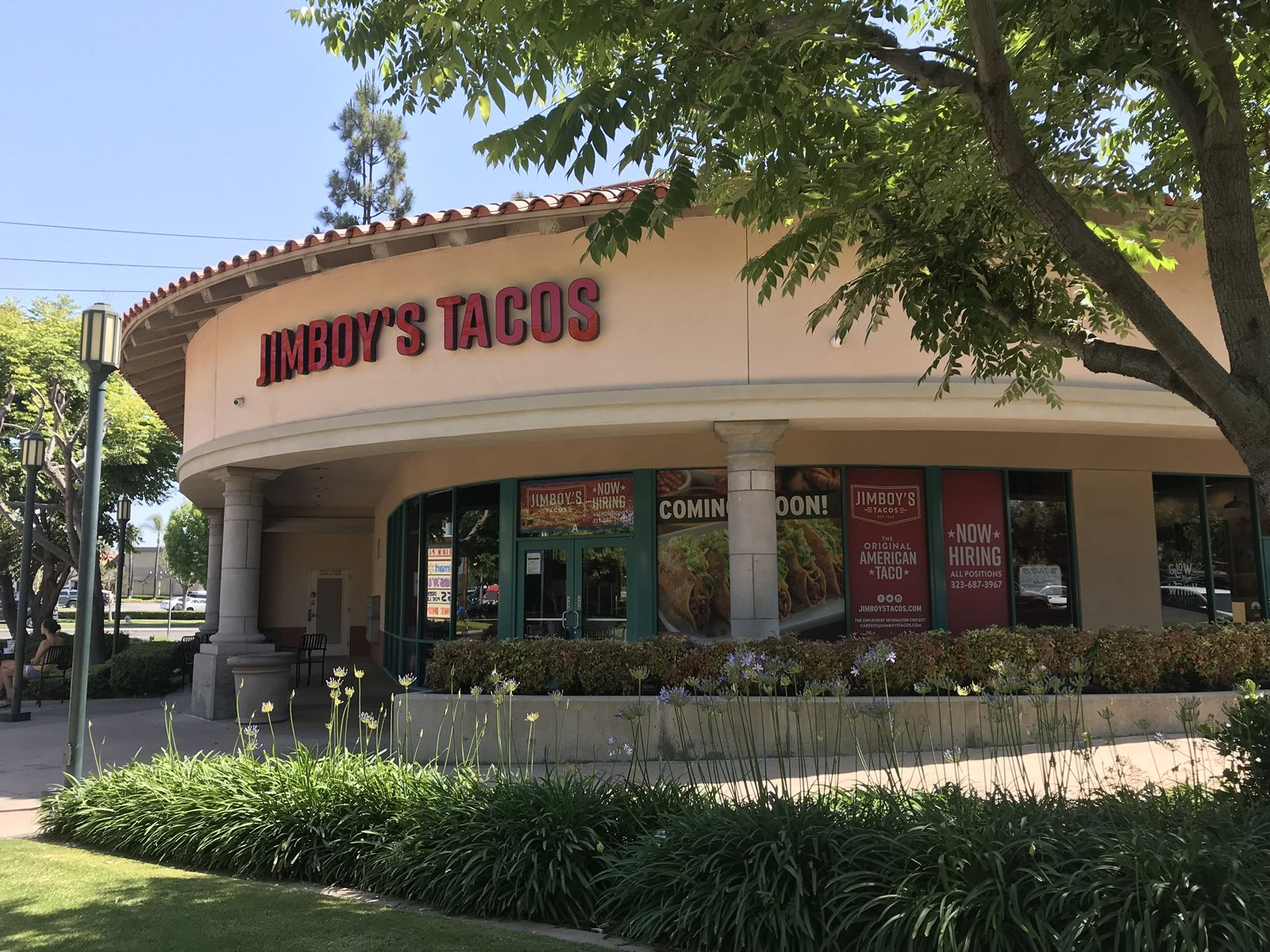 Jimboy's Tacos Celebrates Grand Opening of Third Orange County, CA Location in Brea by Giving Away Free Signature Ground Beef Tacos