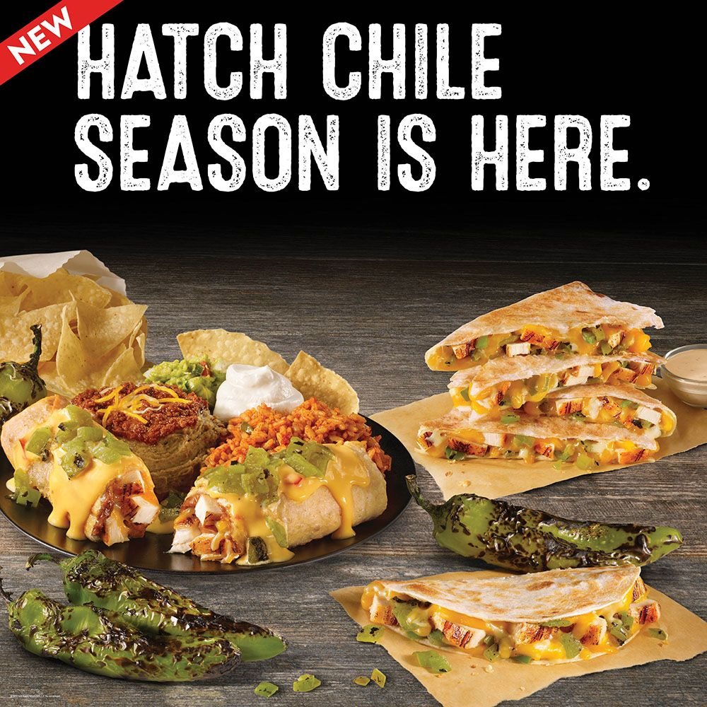 Merry Hatchmas! Taco Bueno Brings Back Hatch Chile Menu