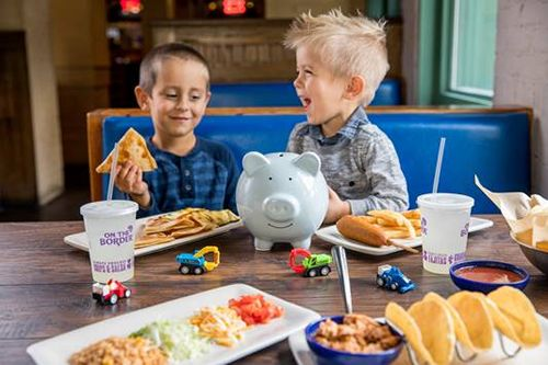 On The Border Mexican Grill & Cantina Joins National Effort to End Childhood Hunger