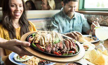 On The Border Mexican Grill & Cantina's Week-Long Fajita Fiesta Starts Monday, Aug. 13th!