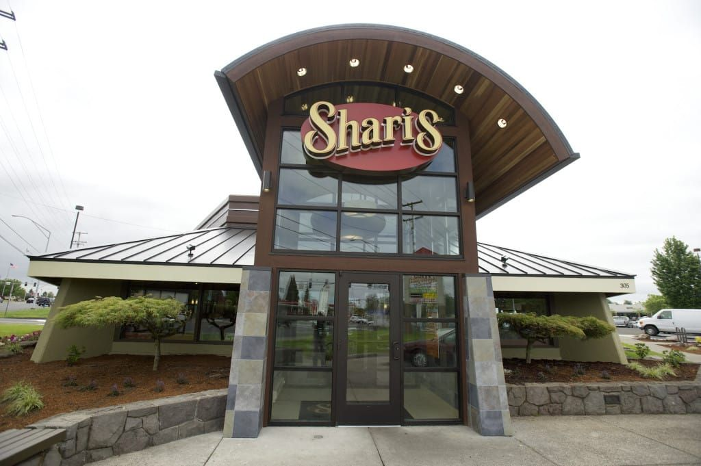 Shari's Restaurants Leads Pacific Northwest and USA in