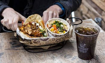 The Hummus & Pita Co. Marks Beginning of National Expansion Efforts with Opening of First Franchised Location in Connecticut