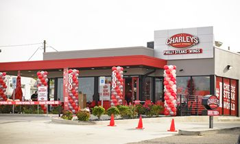 Charleys Philly Steaks Celebrates 600th Store and Brings New Restaurant Concept to Ohio
