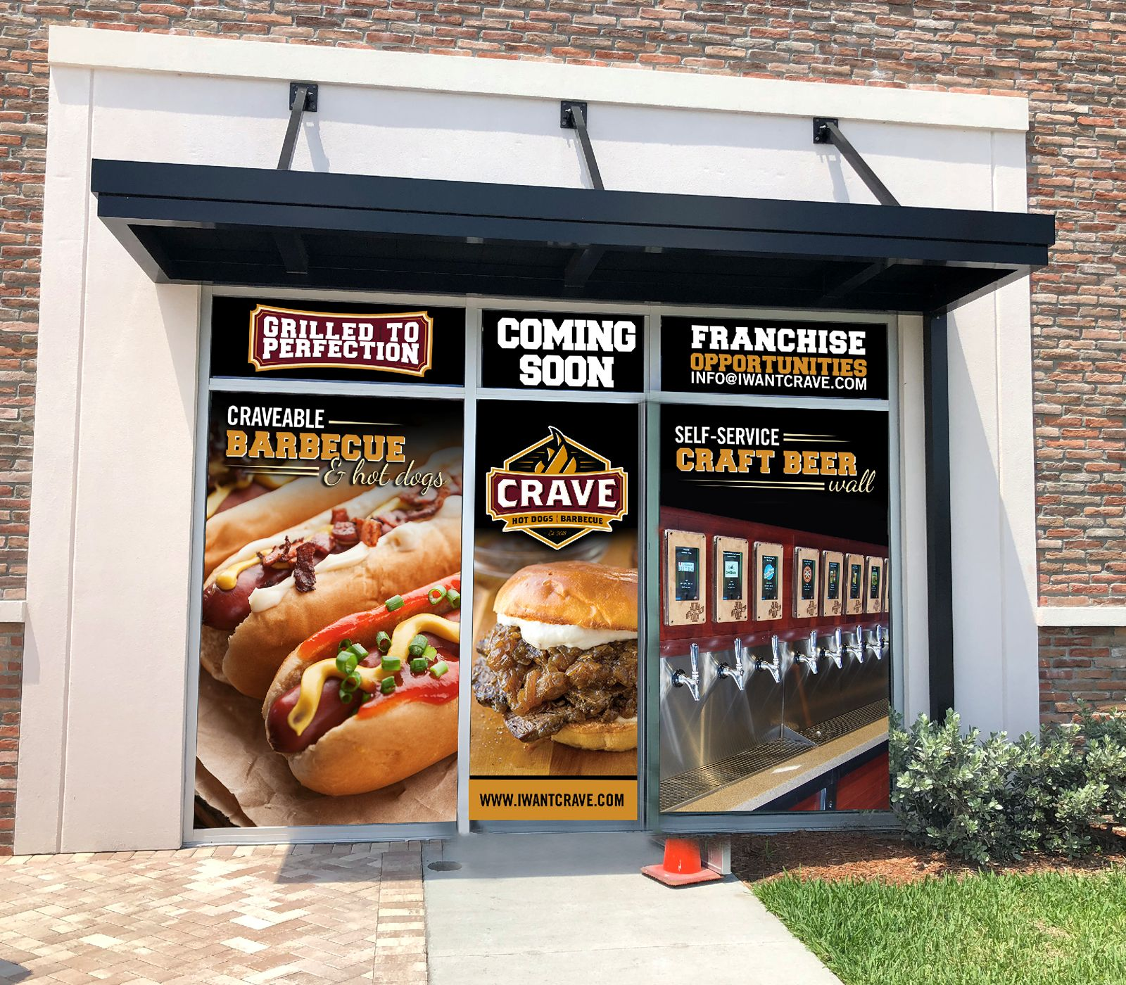 Crave Hot Dogs and BBQ to Expand into Charlotte, NC