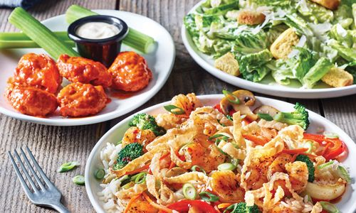 Feast Your Hungry Eyes on the Deal of the Century: Applebee's New 3-Course Meal