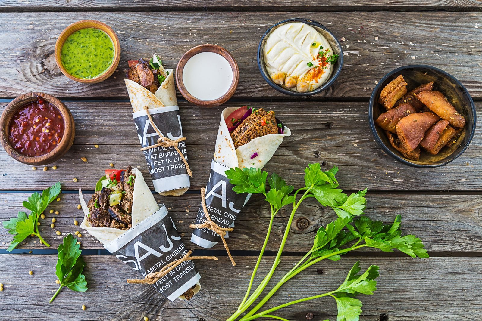 SAJJ Mediterranean is pursuing an aggressive expansion plan over the next twelve months that will bring its fresh, healthy, and customizable Middle Eastern eats to the California cities of Irvine, San Jose, and San Ramon, with at least 5 more on the way in 2019.