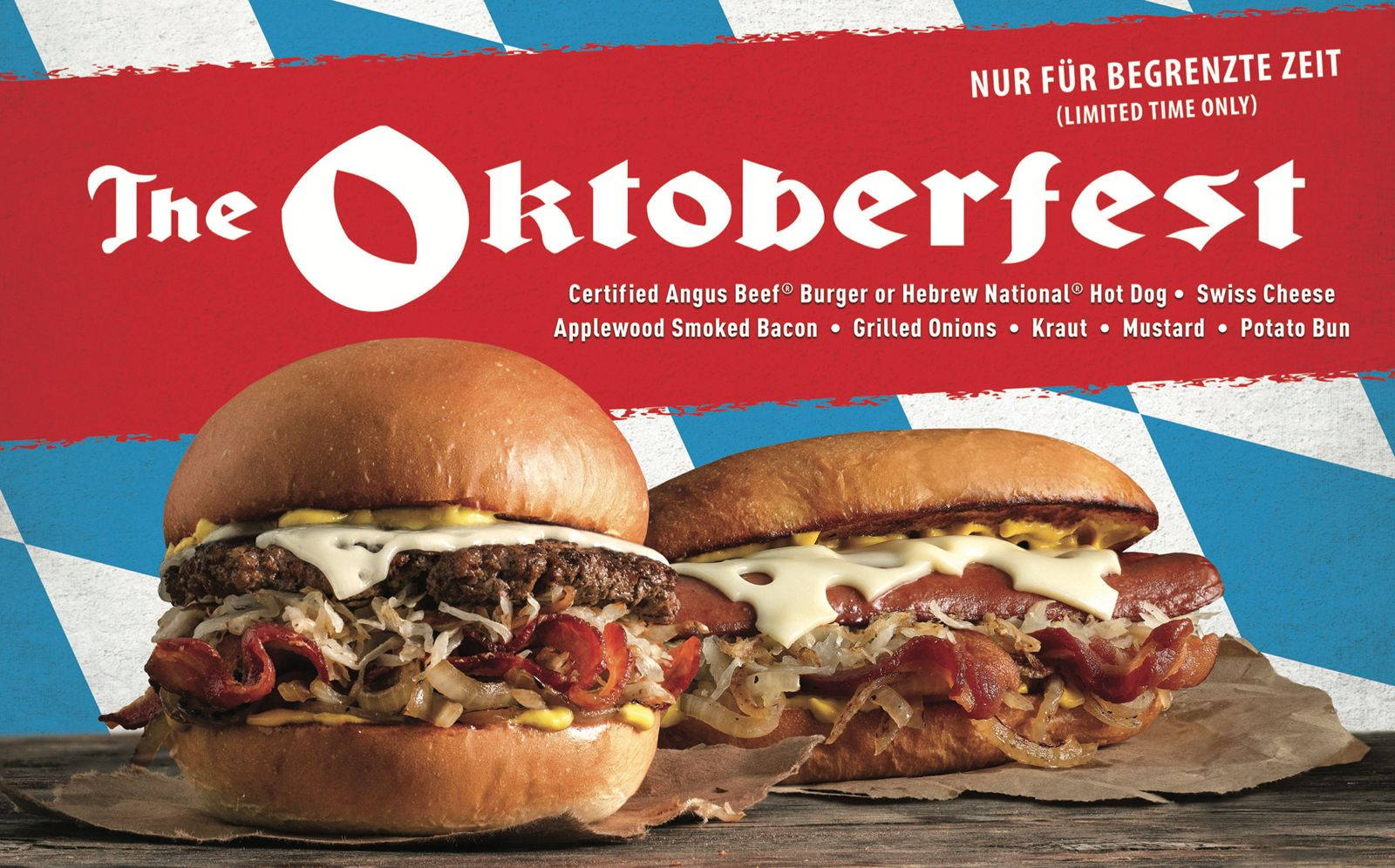 The Oktoberfest is Back: MOOYAH Burgers, Fries & Shakes Brings Back Popular Seasonal Favorite