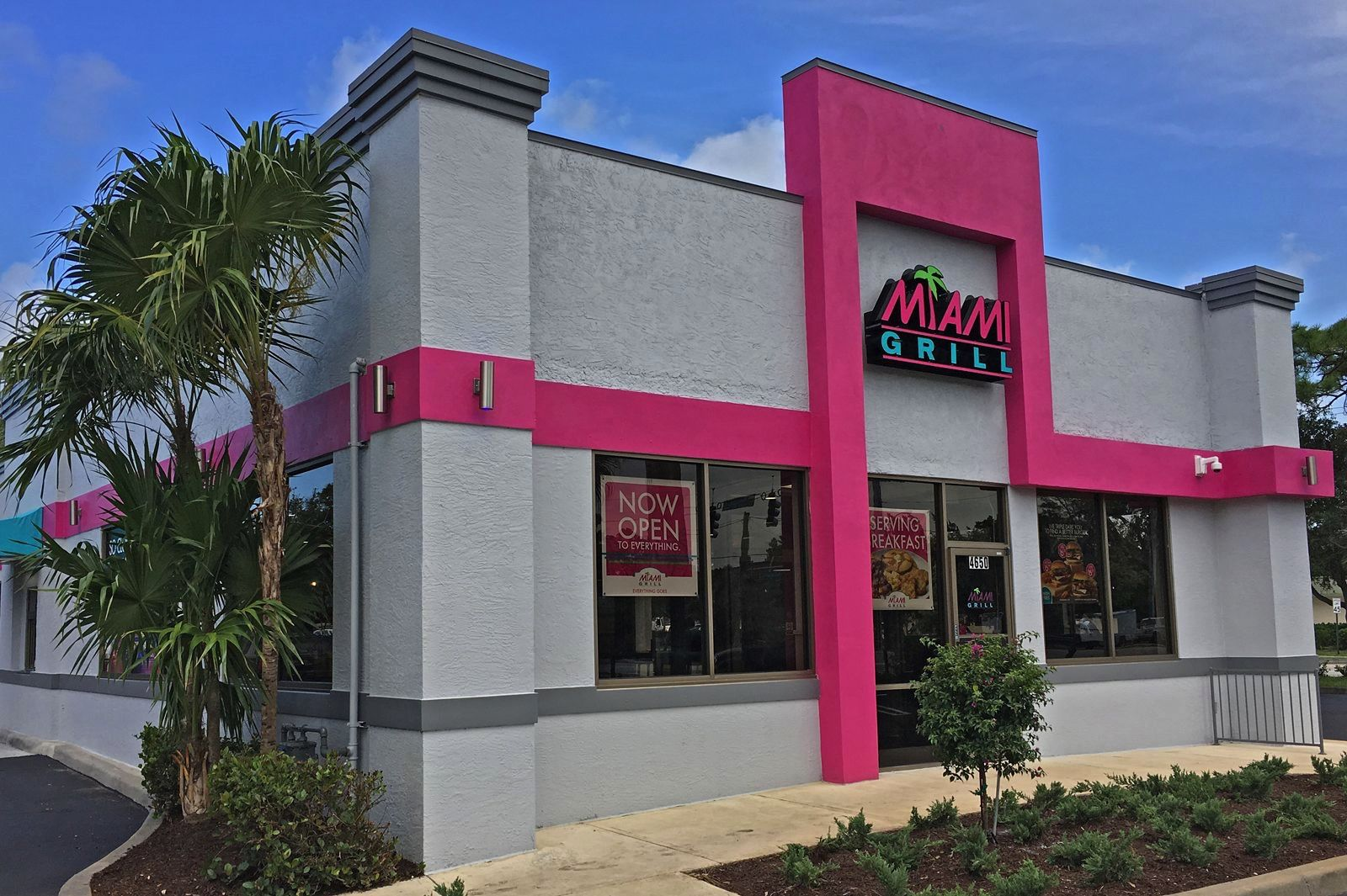 Booming Miami Grill Upgrades to new Boca Raton Headquarters