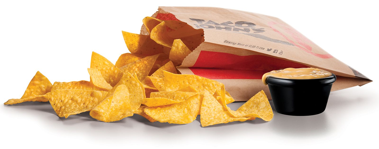Celebrate National Nachos Day At Taco John's