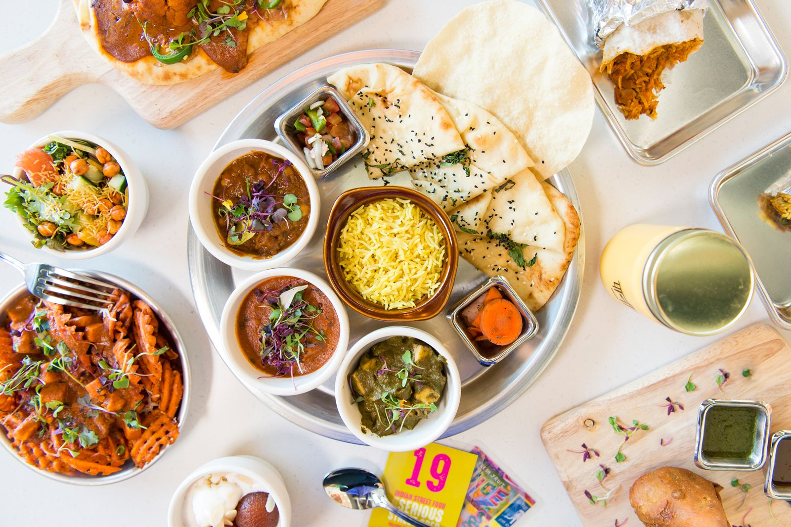 The nation's largest and fastest growing Indian fast casual, Curry Up Now, has signed the lease on their first Southern California restaurant, which will be located at 922 Spectrum Drive in Irvine.
