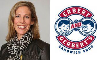 Erbert & Gerbert's Welcomes New Chief Operating Officer