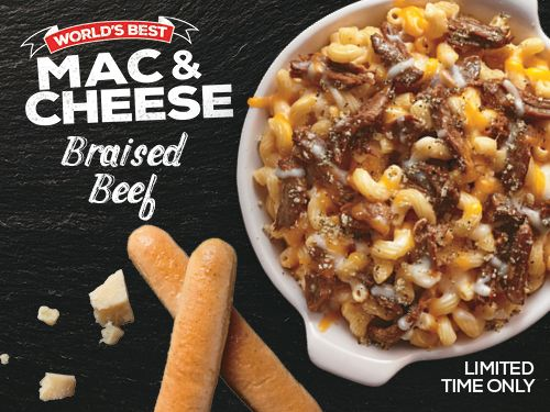 Fazoli's Has Done What Many Thought Impossible - Made Mac & Cheese Even Better