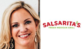 Industry Veteran Has Big Growth Plans as New VP of Development for Salsarita's Fresh Mexican Grill