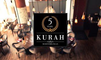 Kurah Mediterranean Celebrates 5th Year Anniversary with Weekend Extravaganza