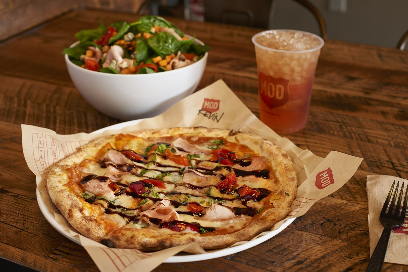 MOD Pizza Kevin Pizza