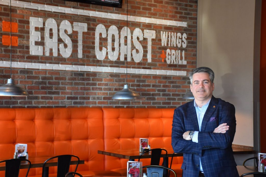 East Coast Wings + Grill Grows in Strength as Franchisees Reinvest