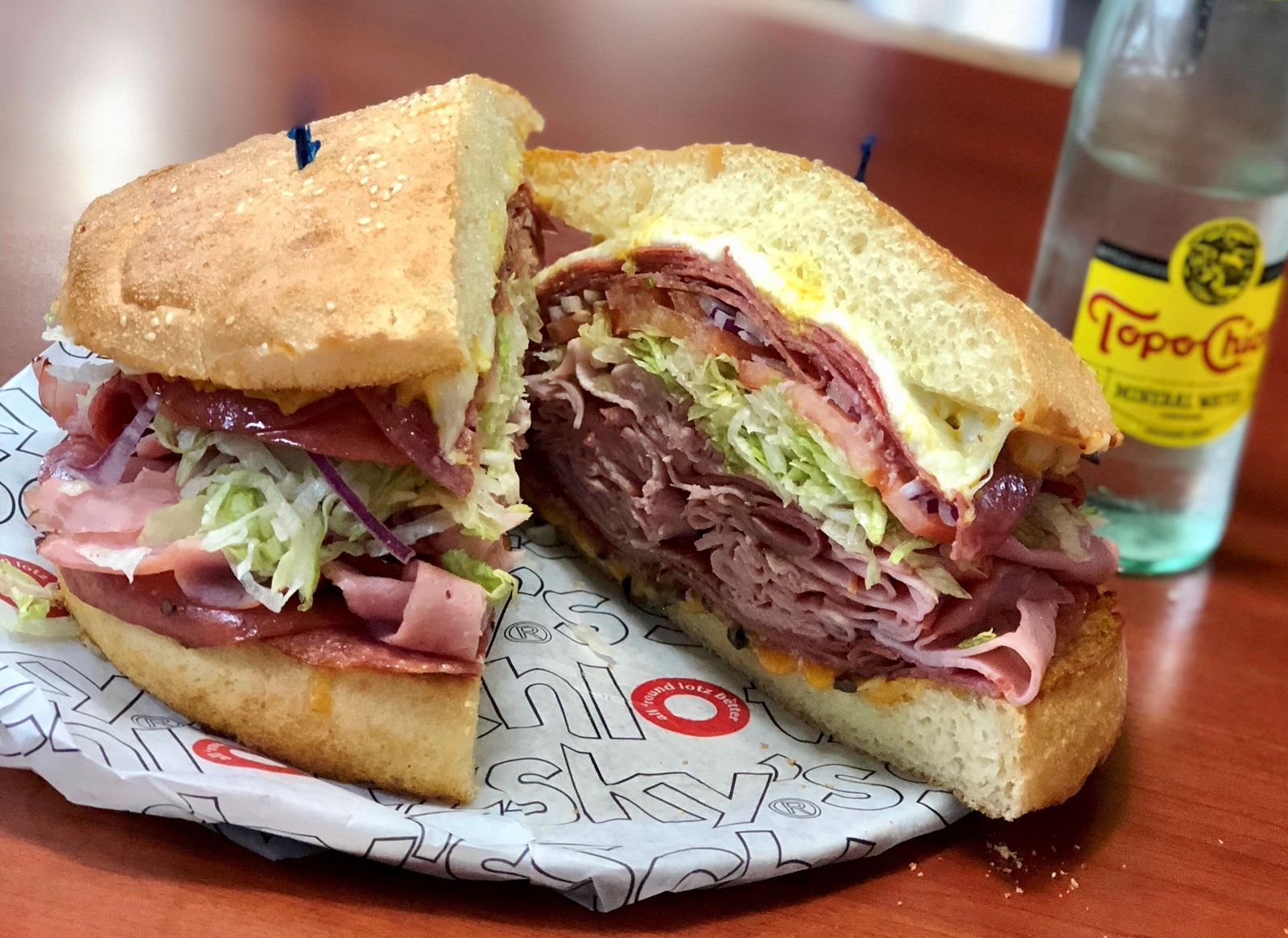 Schlotzsky's Celebrates National Sandwich Day with Free Sandwiches
