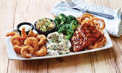 Applebee's Returns With Fan-Favorite Bigger, Bolder Grill Combos