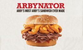 Arby's Finally Put Curly Fries on a Sandwich - The Arbynator