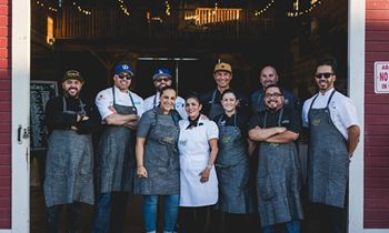 CRAF Grateful Table Event Raises $90,000 for Restaurants Care Program