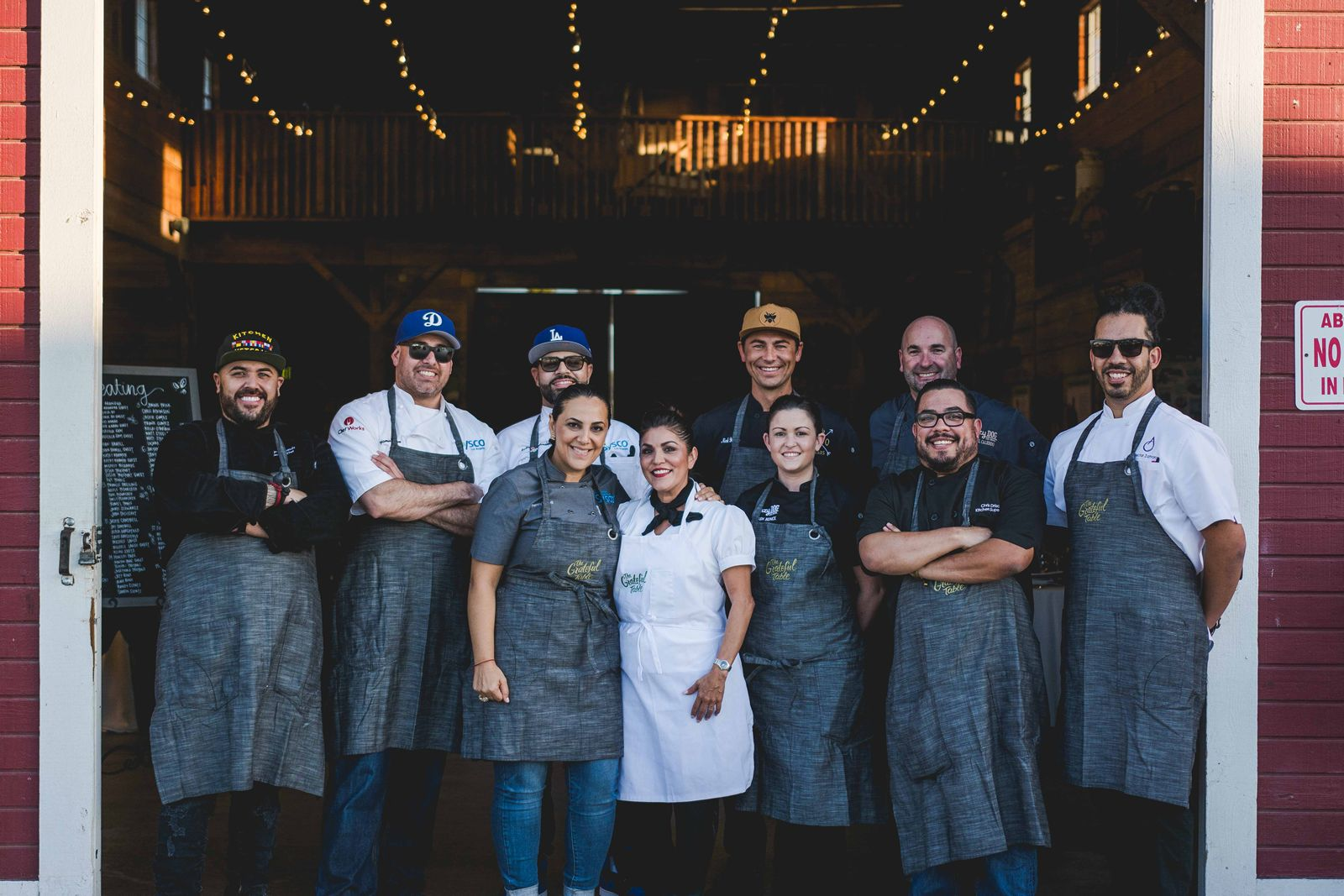 CRAF Grateful Table Event Raises $90,000 for Restaurants Care Program